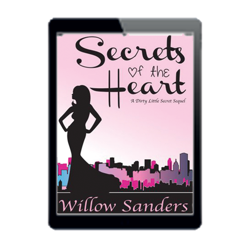 Secrets, secrets are no fun! Especially when they're threatening to take down Ivy's career!
