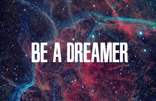 be-a-dreamer